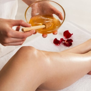 Anti tan Waxing